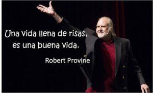 Cita de Robert Provine
