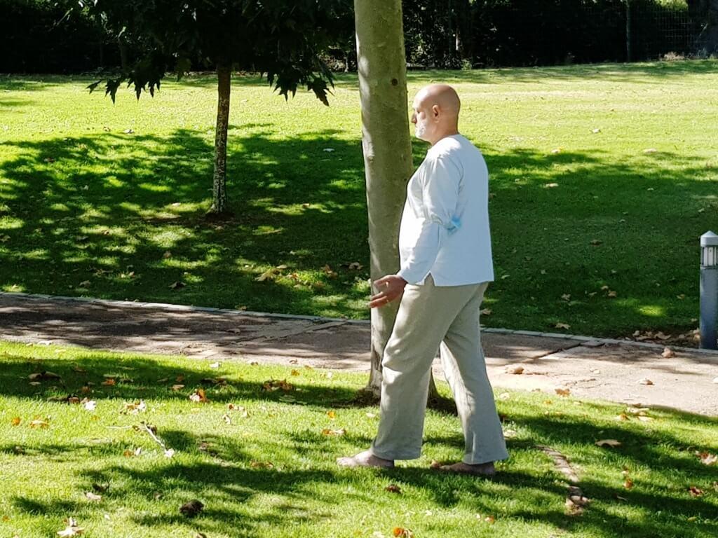 Meditación caminando II