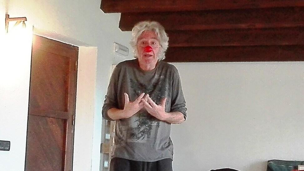 Claret Papiol Mestre Clown
