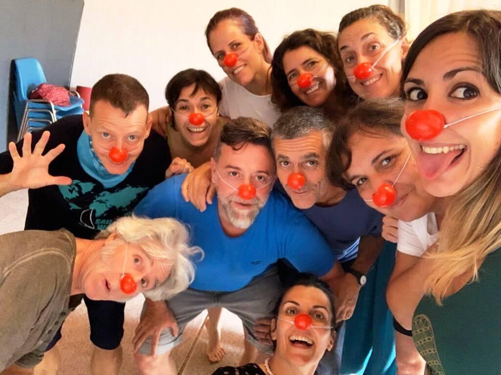 Curso Clown terapéutico I