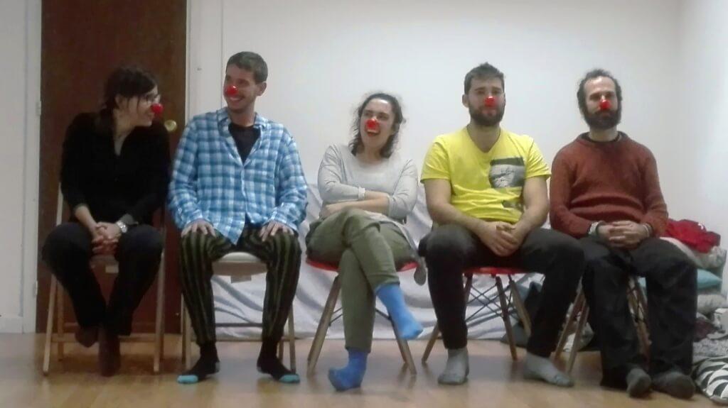 Curso Clown terapéutico II