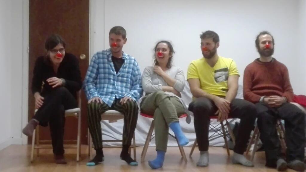 Curso Clown terapéutico III