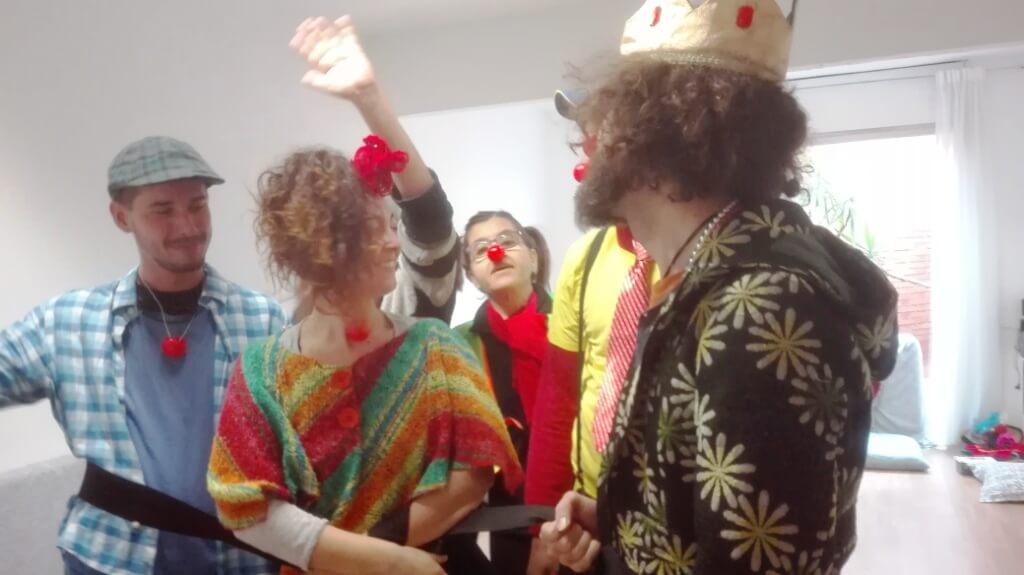 Curso Clown terapéutico V
