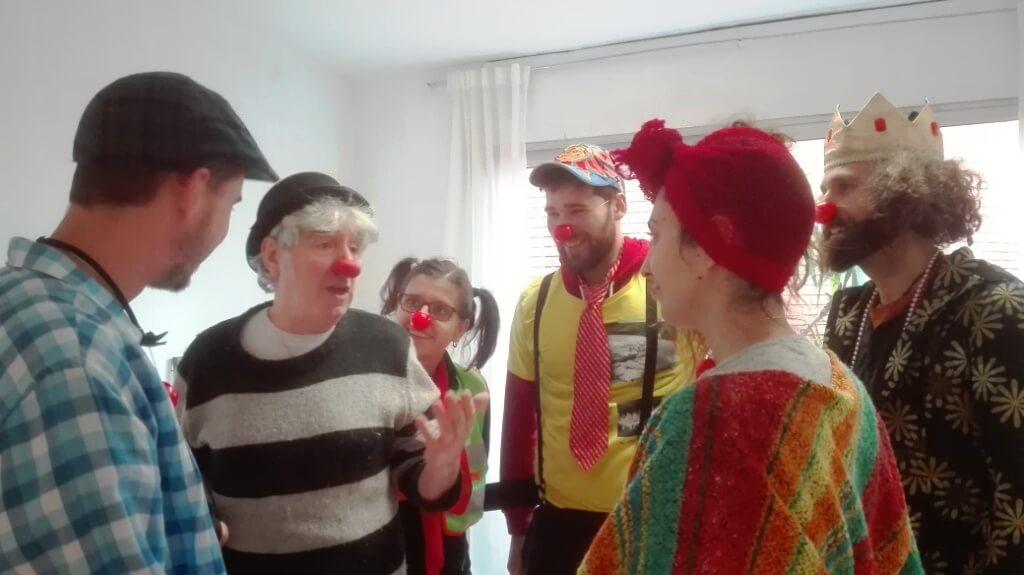 Curso Clown terapéutico VI