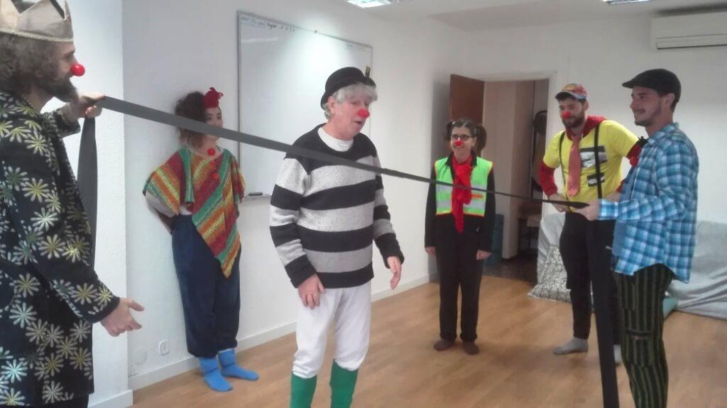 Curso Clown terapéutico VII