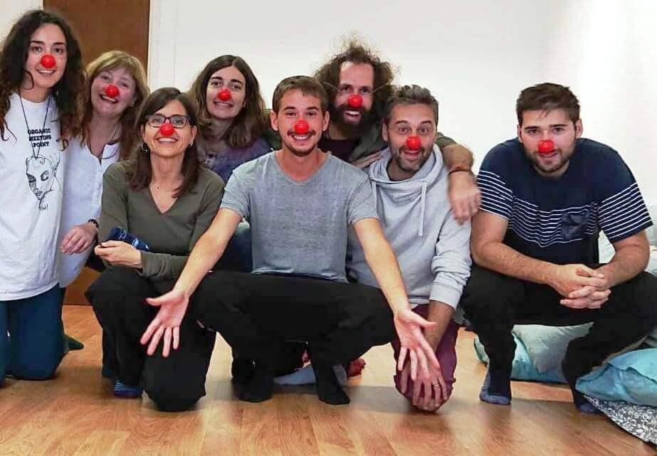 Curso Clown terapéutico